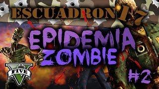 GTA V Online - Epidemia Zombie - Cap. 2 - Escuadrón 17 - GTA 5 Online.