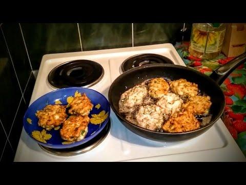 Куриные котлеты из рубленной куриной грудки Рецепт Второго Блюда из мяса курицы как приготовить ужин
