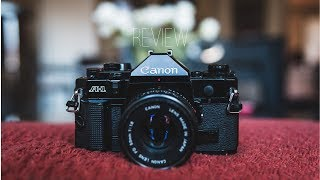 Canon A-1 Review