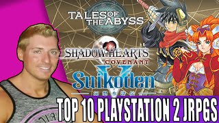 Top 10 PlayStation 2 RPGs (NO Final Fantasy Games)
