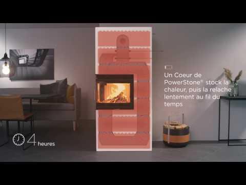 Vidéo LE POELE DE MASSE NORDPEIS