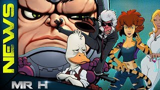 Howard The Duck Series In Development At Marvel M.O.D.O.K & MORE