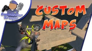 Trials Fusion - Custom Maps mit CommanderKrieger
