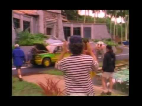 Jurassic Park On-Set Footage RARE