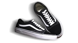 How to beat the Vans myth
