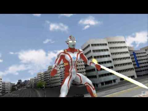Ultraman All Star Chronicle - Extra 14 ★Play PSP