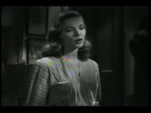 Lauren Bacall just whistle youtube
