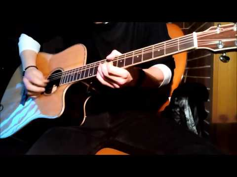 Slash & Myles Kennedy MAX Sessions - Civil War (Acoustic) GUITAR COVER