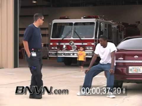 /9/2005 Hurricane Dennis Video Part 3, Rescue Crews Preparing