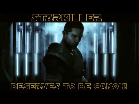 Starkiller Deserves To Be Canon!