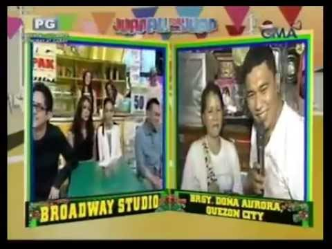Jose Manalo Doing A Willie Revillame Impersonation video