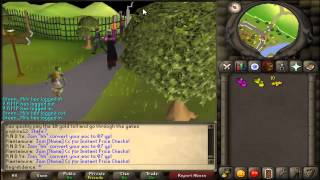 How To Get Boxing Gloves On Runescape 2007