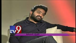 Rapid fire with Jr NTR