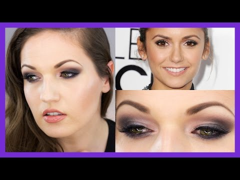 NINA DOBREV People's Choice Awards Makeup (NEW LIGHTING!!)