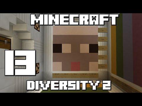 Minecraft Mapa DIVERSITY 2 Capitulo 13