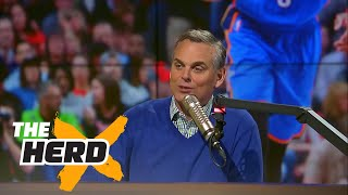 Colin Cowherd: Steve Sarkisian is a far better coach than Lane Kiffin | THE HERD