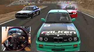 Assetto Corsa Using NEW NRG Wheel!! Online Sliding/Touge Runs