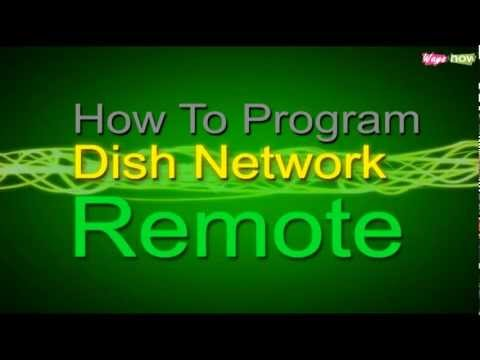 How To Program Dish Network Remote