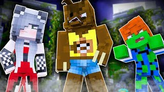 Minecraft Friends - MY FRIENDS ARE MONSTERS !? (Minecraft Roleplay)