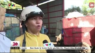 Vũng Tàu: Thay Đổi Phương Tiện Thu Gom Rác Hàng Trăm Công Nhân Có Nguy Cơ Mất Việc - Tin Tức VTV24