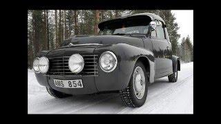 Volvo duett renovering ツ