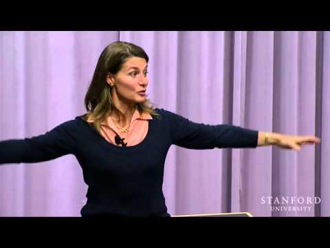 Stanford Seminar - Melinda Gates