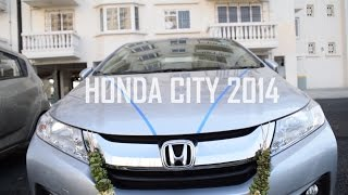 Top 3 Features of The Honda City 2014