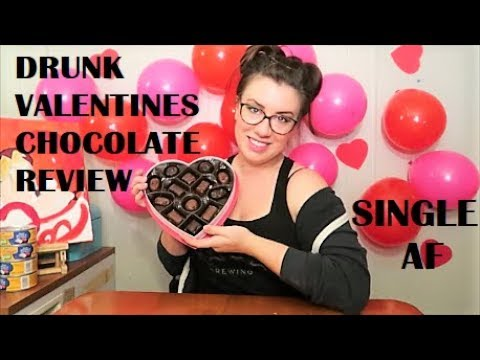 I Hate Valentines : Drunk Chocolate Review