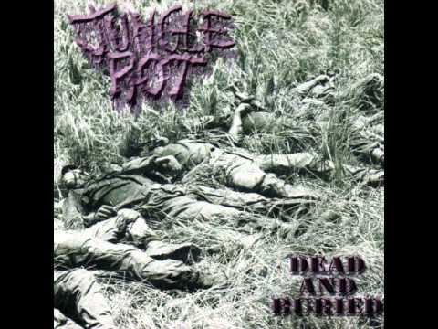 Jungle Rot - Strangulation Mutilation