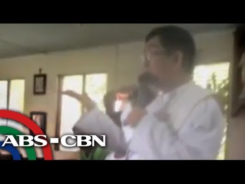 Cebu priest apologizes for humiliating unwed mom