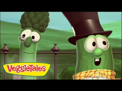Larry's High Silk Hat Silly Song | VeggieTales