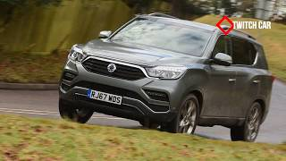 2018 Ssangyong Rexton 2 2 Ultimate  long term review