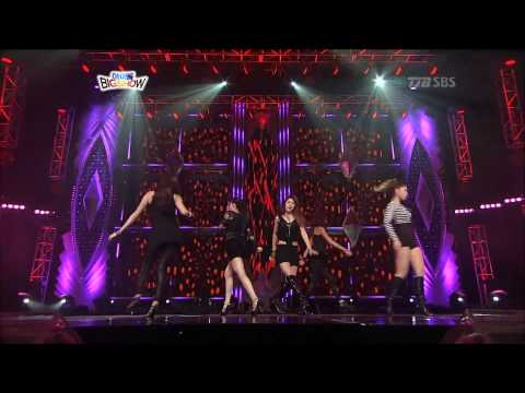 [091003][HD] After School - Buttons @ Idol Big Show