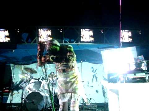 SKINNY PUPPY - TORMENTOR live in BUDAPEST 19.08.2010