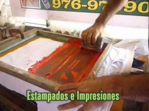 ESTAMPADOS E IMPRESIONES
