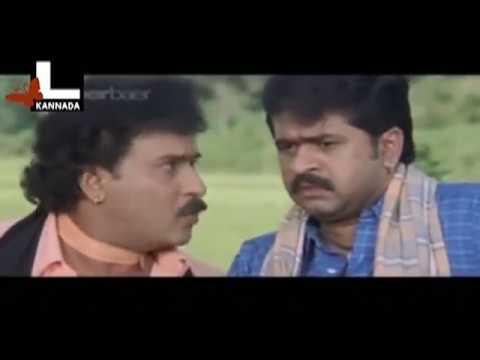 Umashree & Ravichandran Having Fun   Malla   Kannada Movie scene...