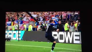 "World Cup 2018 - Griezmann Scores and Does ""Take The L"" Dance"