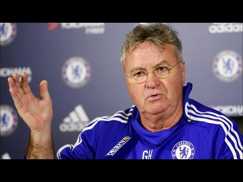 Guus Hiddink | Chelsea Manager Says It's 'Not Easy To Fix' Chelsea