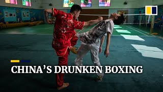 China's drunken masters are fully sober as they try to revive an ancient form of martial arts