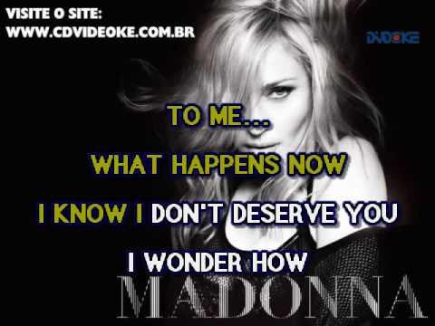 Madonna   Bad Girl