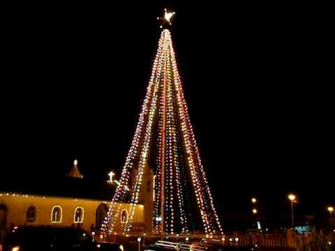 el arbolito de navidad mas grande del mundo