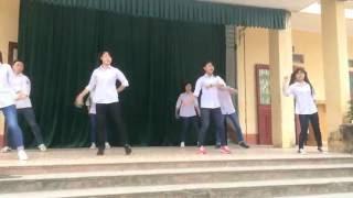 Nhảy EDM Pikachu cực dễ thương và đơn giản ( THCS Lê Lợi- TP. Tam Điệp- Ninh Bình )
