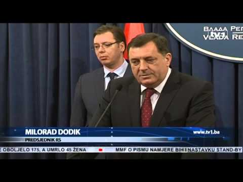 Vučić - Srbija je garant Dejtona, ali poštujemo i sve što su tri naroda dogovorili