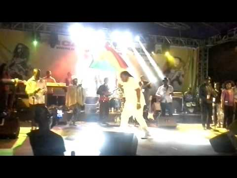 ORITS WILLIKI live Concert [Nigeria 2014 AFRICA MEETS REGGAE Int'l World Music Festival]