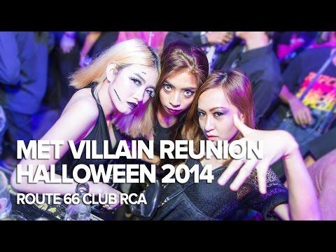 Halloween 2014 at Route 66 Club RCA Bangkok