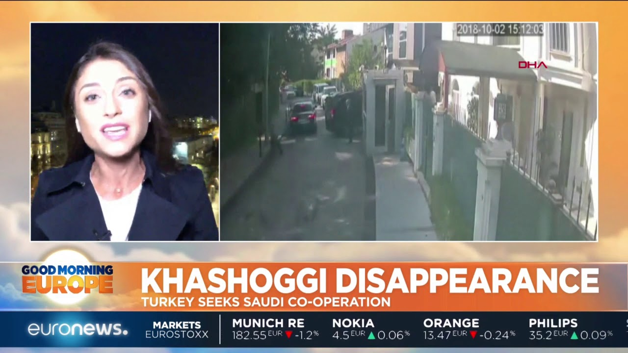 #GME | Europe demands 'credible investigation' into Khashoggi disappearance