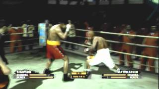 FIGHT NIGHT CHAMPION  -  FLOYD MAYWEATHER BEATEN UP TO DEATH