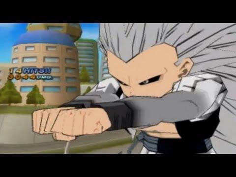 Dragon Ball Af Gotenks ssj5