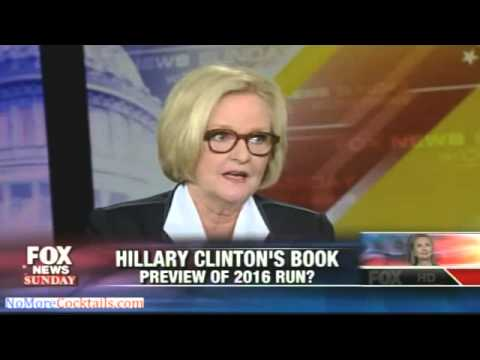 Claire McCaskill: Hillary's signature accomplishment as Secy of State was her