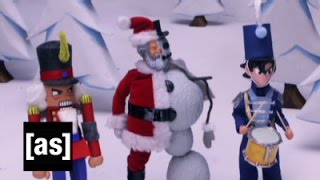 Anime Christmas | Robot Chicken | Adult Swim